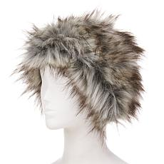 Adrienne Landau Faux Fur Hat
