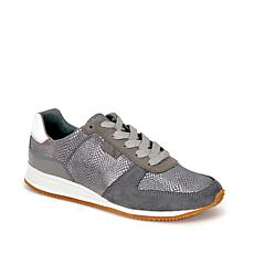Aetrex® Daphne Leather Sneaker