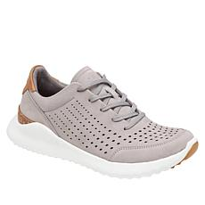 Aetrex Laura Leather Sneaker