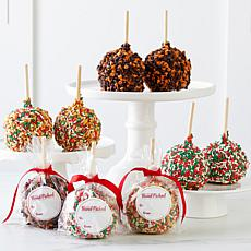Affy Tapple 9-piece Assorted Holiday Caramel Apples