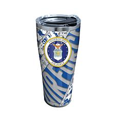 Air Force 30 oz Stainless Steel Tumbler with lid