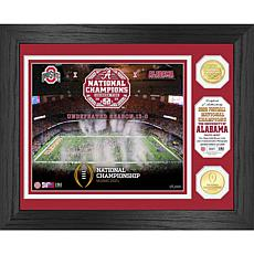 Alabama 2020/21 College Football Ntnl Champ Celebration Coin PhotoMint