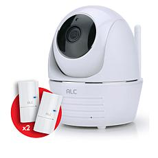 ALC Wireless HD 1080p Pan/Tilt Camera with 2 Sensors