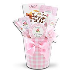 Alder Creek Gift Baskets - All About Me Rose Spa Gift