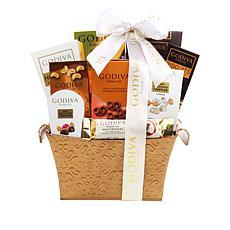 Alder Creek Godiva Expressions Gift Basket
