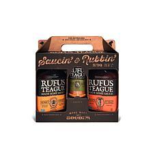 Alder Creek Rufus Teague 3-pack BBQ Sauce