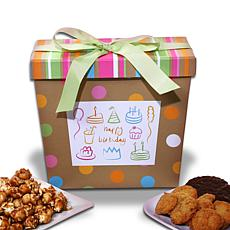 Aldercreek Birthday Wishes Gift Box