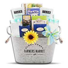 Aldercreek Sunny Day with You Gift Basket
