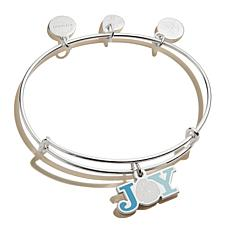 Alex and Ani Joy Sand Dollar Color Infusion Bangle