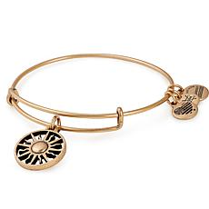 Alex and Ani Rising Sun Charm Bangle Bracelet