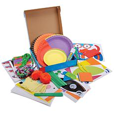 ALEX Toys Little Hands Paper Plate Bugs Kit