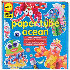 ALEX Toys Little Hands Paper Tube Ocean Kit