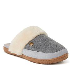 Alpine by Dearfoams® Women's Geneva Closed-Toe Scuff Slippers