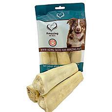 Amazing Dog Treats  Bull Tail Bone 6 inch 13 oz