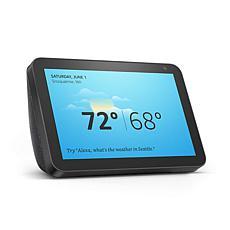 Amazon Echo Show 8 Smart Display in Charcoal