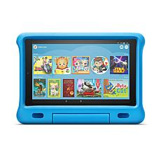 """Amazon Fire 10"""" Tablet Kids Edition in Blue"""