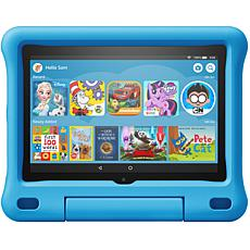 Amazon Fire HD 8 Kids Edition Tablet in Blue