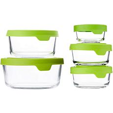 Anchor Hocking TrueSeal Food Storage 10-piece Set