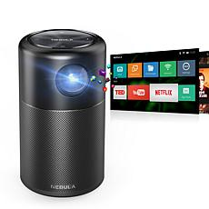 Anker Nebula Capsule Pro Smart Portable Mini Projector with Voucher