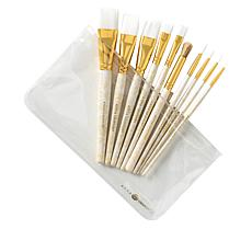 Anna Griffin® 10-piece Basic Brush Set