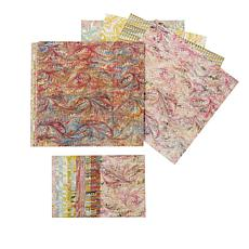 Anna Griffin® 48-pack Marbleized Double-Sided Card Stock
