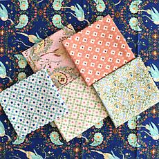Anna Griffin® 6-piece Cotton Wildwood Fat Quarters