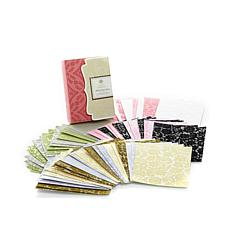 Anna Griffin® 72-pack Flocked Card Layers