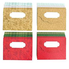 Anna Griffin® Christmas Box Card Envelopes