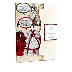 Anna Griffin® Holiday Paper Doll Card Toppers
