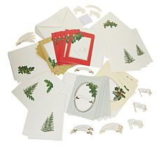 Anna Griffin® Holiday Scenes Card Making Kit
