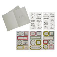 Anna Griffin® Inspirational Sentiments, Stamps and Inserts