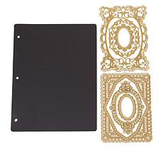 Anna Griffin® Ornate Frame Concentric Cut and Dies