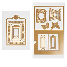 Anna Griffin® Slider Card Cutting Die Set