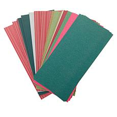 Anna Griffin® Slimline Holiday Double-Sided Card Stock