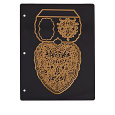Anna Griffin® Valentine Easel Card Dies