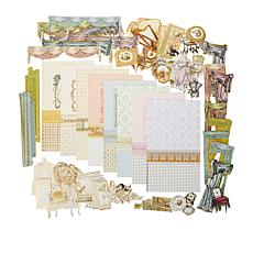 Anna Griffin® Vignette Papers and Embellishments
