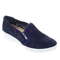 Anne Klein AK Sport Yvette Slip-On Wedge Sneaker