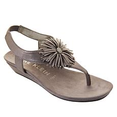b682f42a6e17 Anne Klein Gray Grey Sandals