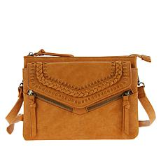 Antik Kraft The Jenna Flap Crossbody Bag
