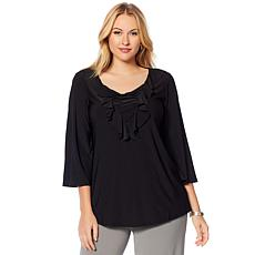 """Antthony """"Dance in Color"""" Ruffle Top"""