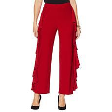 "Antthony ""Twilight Collection"" Ruffle Pant"