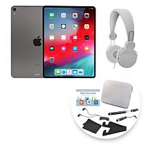 """Apple 2018 iPad Pro® 11"""" 256GB Space Gray Tablet with Accessories"""