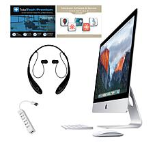 "Apple iMac® 27"" 5K Retina Core i5, 8GB RAM/1TB HDD All-in-One Desktop"
