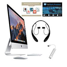 "Apple iMac® 27"" 5K Retina Core i5, 8GB RAM/2TB HDD All-in-One Desktop"