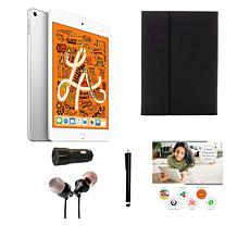 "Apple iPad® 10.2"" Silver 128GB with Voucher and Accessories"