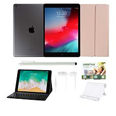 """Apple iPad Air 10.5"""" Space Gray 64GB Wi-Fi Tablet with Keyboard"""