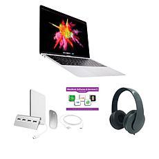 "Apple MacBook Air 13"" M1 Processor 8GB RAM 256GB SSD Silver Laptop"