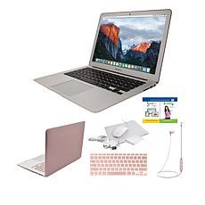 "Apple MacBook Air® 13.3"" Intel Core i5 Laptop w/Clip Case & Headphones"