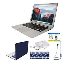 "Apple MacBook Air® 13.3"" Intel Core i5 Laptop w/Clip Case & Headphones"