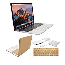 "Apple MacBook Pro® 13.3"" 256GB SSD Laptop with Touch Bar and Clip Case"